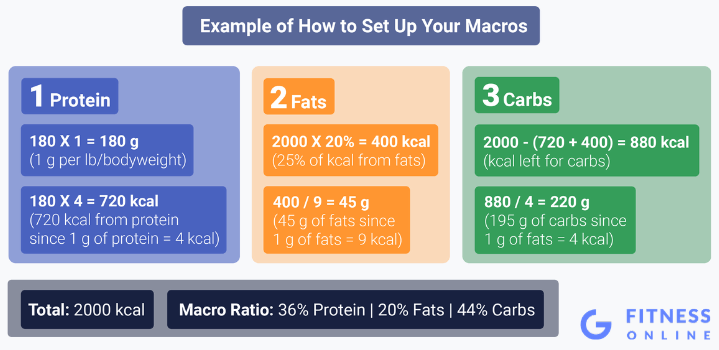 Example of How to Set Up Your Macros
