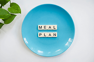 Illustration of the Meal Plan