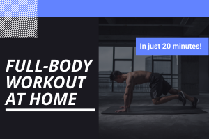 Full-Body Workout at Home